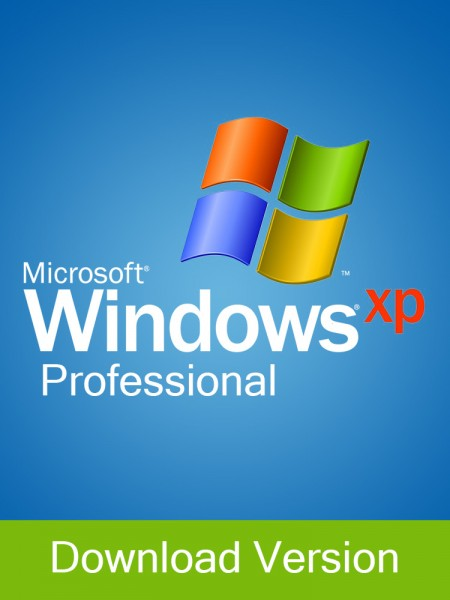 Windows XP Professional SP3 32Bit - Aktivierungsschlüssel Download / ESD