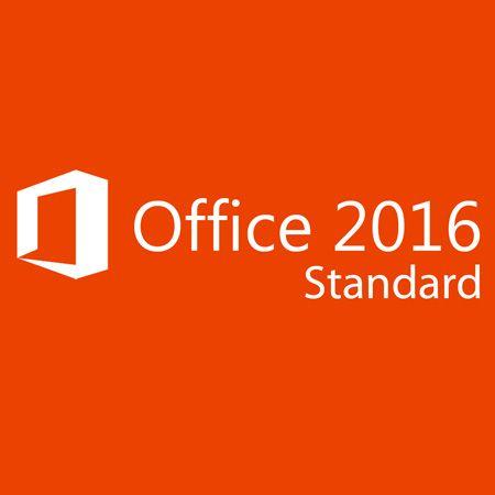 Office Standard 2016 Aktivierungsschlüssel
